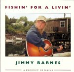 Fishin' For A Livin' album cover Jimmy Barnes